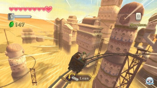 Screenshot - The Legend of Zelda: Skyward Sword (Wii) 2284162