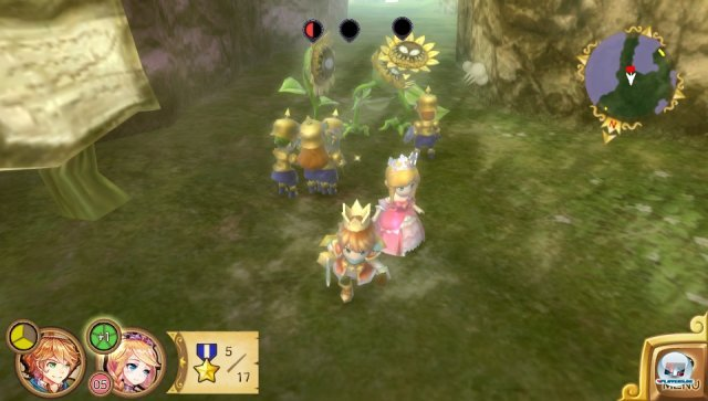 Screenshot - New Little King's Story  (PS_Vita) 2364032