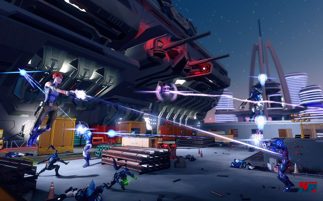 Screenshot - Agents of Mayhem (PC)