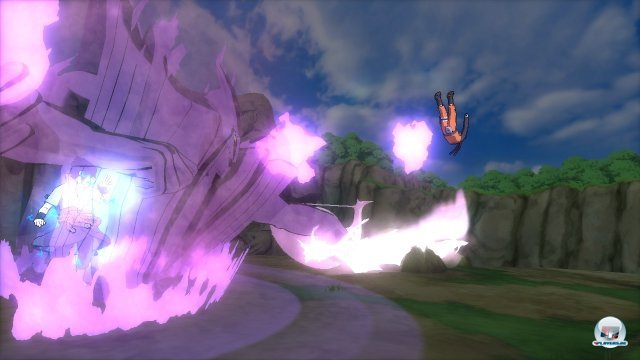 Screenshot - Naruto Shippuden: Ultimate Ninja Storm Generations (PlayStation3) 2297262