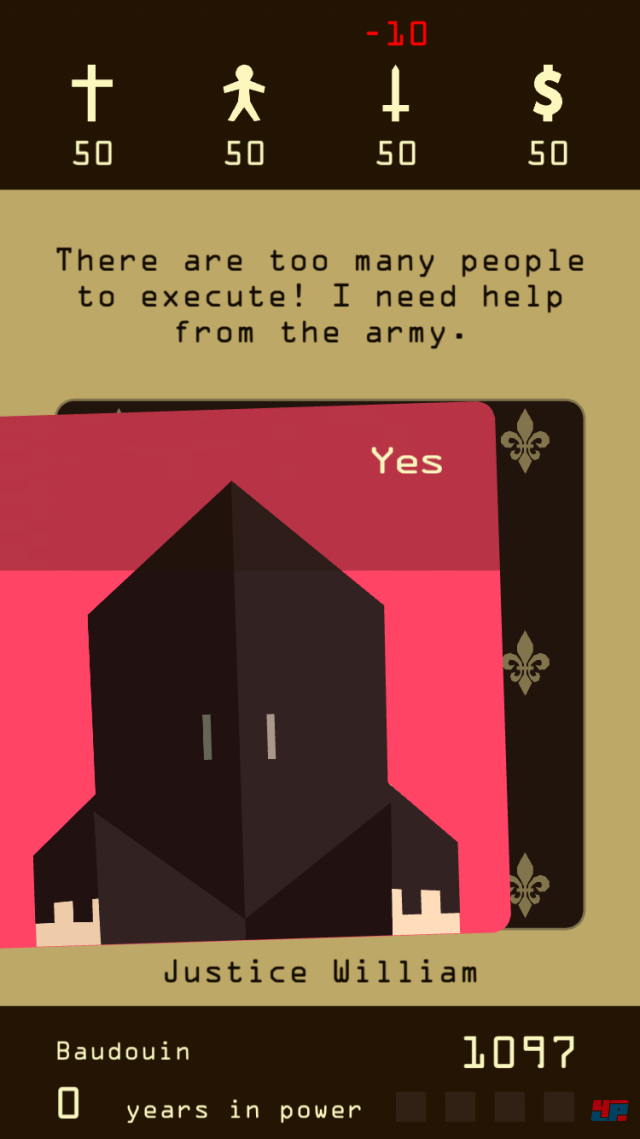 Screenshot - Reigns (Android) 92523799