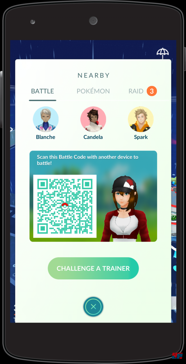 Screenshot - Pokémon GO (Android) 92578857