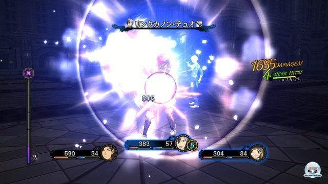 Screenshot - Tales of Xillia 2 (PlayStation3) 2382362