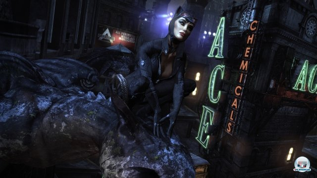 Screenshot - Batman: Arkham City (360) 2260517
