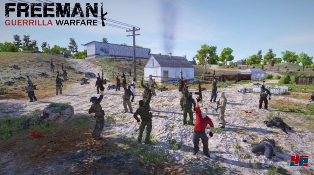 Screenshot - Freeman: Guerrilla Warfare (PC)