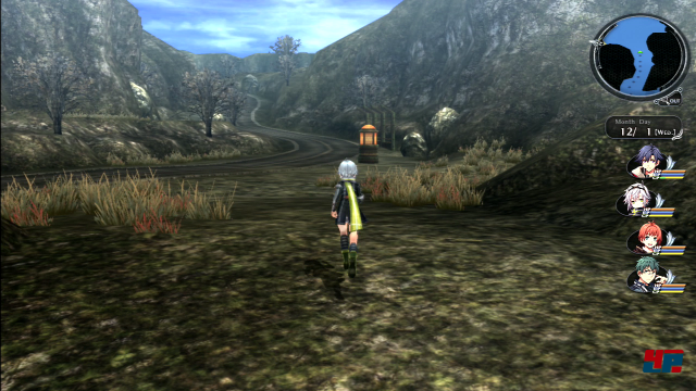 Screenshot - The Legend of Heroes: Trails of Cold Steel 2 (PS3)