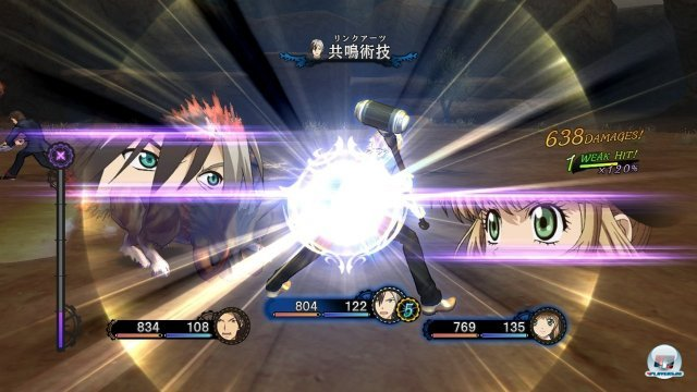 Screenshot - Tales of Xillia 2 (PlayStation3) 2382317