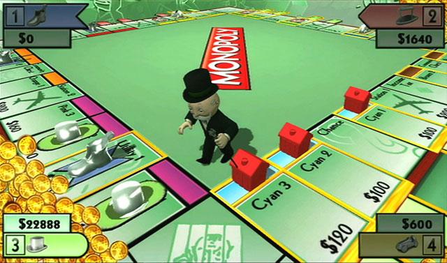 Monopoly <br><br> Einer der schlimmsten Vertreter überhaupt ist Monopoly: Als ob die Finanzkrise im letzten Jahr nicht die verheerenden Auswirkungen der Raffgierigen schockierend aufgezeigt hätte, wird genau dieses asoziale Verhalten hier glorifiziert und führt zum Erfolg. Ein Schande, dass ein solches Spiel, sei es digital oder als Brettspiel, in der heutigen Zeit überhaupt existieren darf! 2192582
