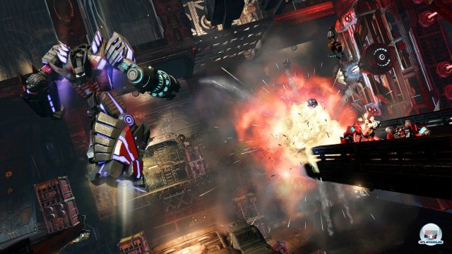 Screenshot - TransFormers: Untergang von Cybertron (360) 2390377