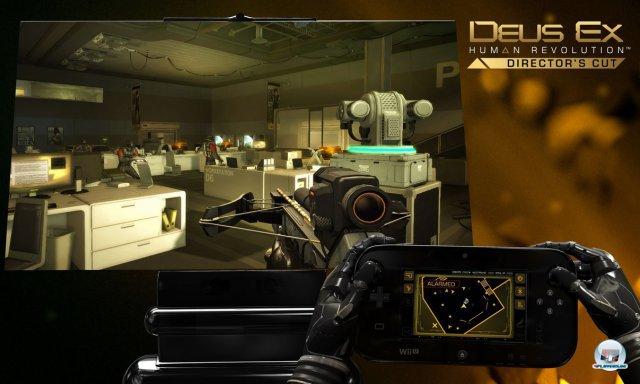 Die Vita ist leider kein guter Ersatz für das Gamepad der Wii U. Spätestens im Kampf ist trifft man die virtuellen Knöpfe auf dem Touchfeld der Rückseite nicht schnell und präzise genug.