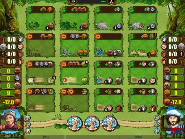 Screenshot - Agricola (Linux)