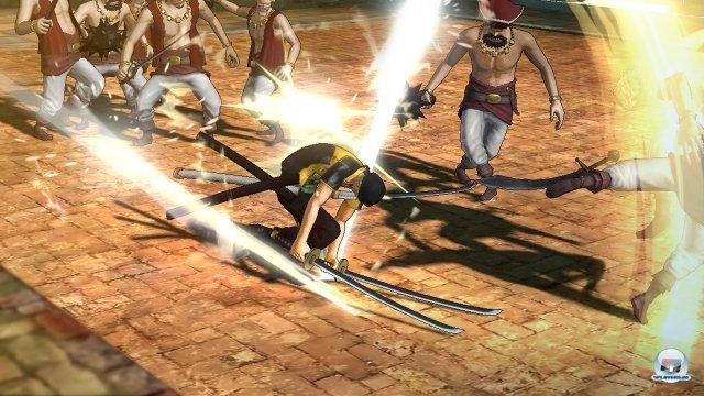 Screenshot - One Piece: Pirate Warriors (PlayStation3) 2362092