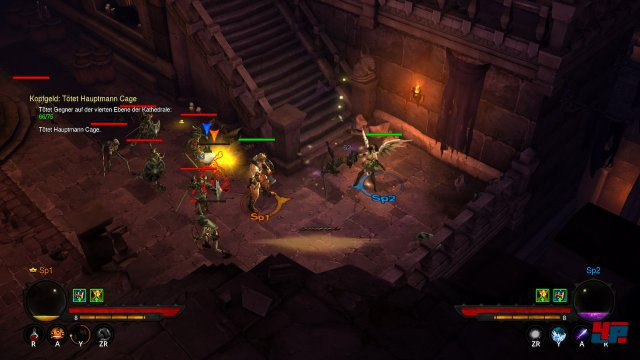 Screenshot - Diablo 3: Reaper of Souls (Switch)