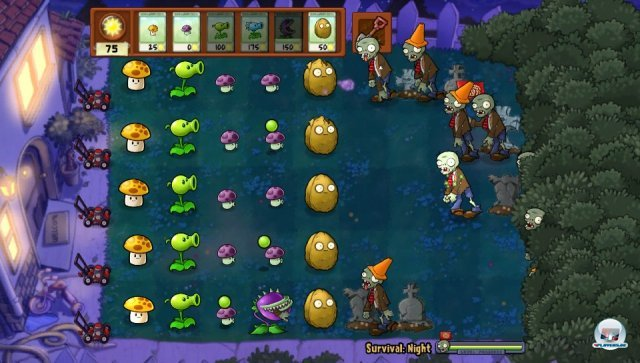 Screenshot - Plants vs. Zombies (PS_Vita) 2314682