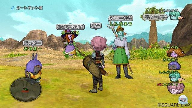 Screenshot - Dragon Quest X Online (Wii) 2295702