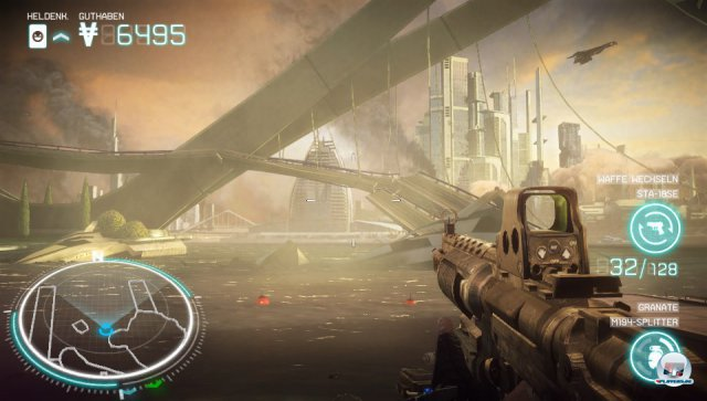 Screenshot - Killzone: Mercenary (PS_Vita)