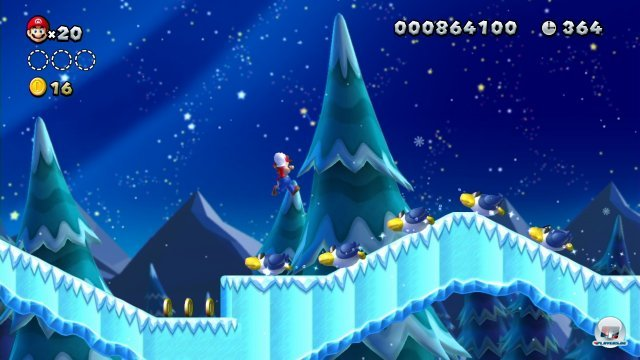 Screenshot - New Super Mario Bros. U (Wii_U) 92420512