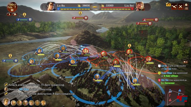 Screenshot - Romance of the Three Kingdoms 13 (PC)