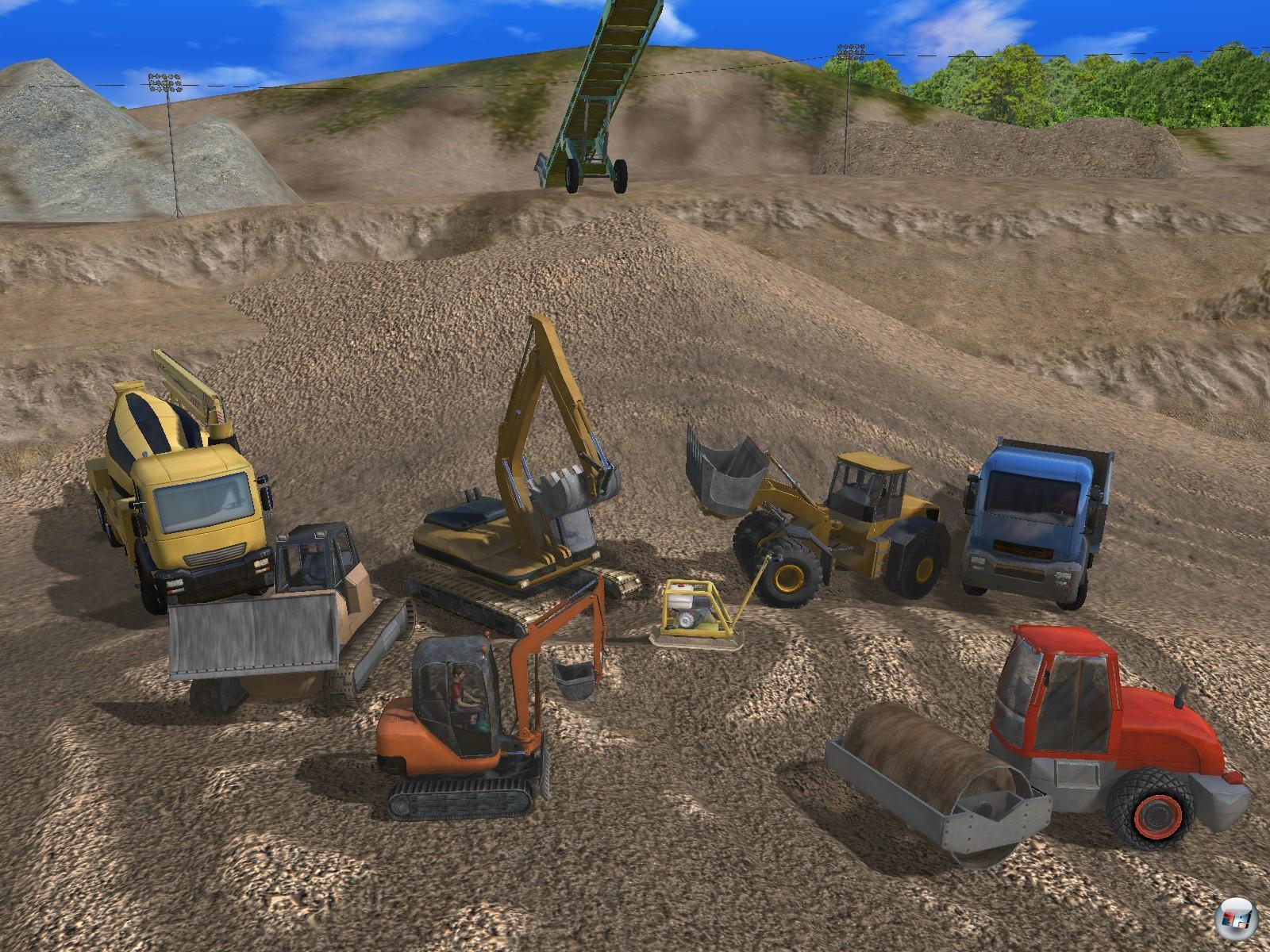 bagger simulator 2011 vollversion