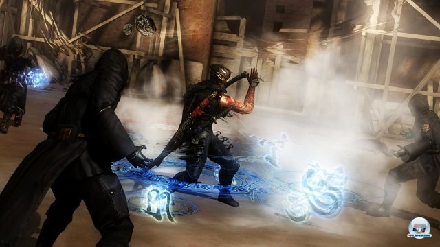 Screenshot - Ninja Gaiden 3 - Razor's Edge (Wii_U) 92416757