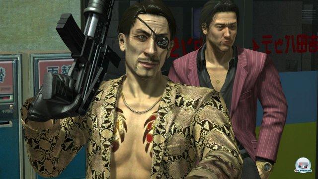 Screenshot - Yakuza: Dead Souls (PlayStation3)