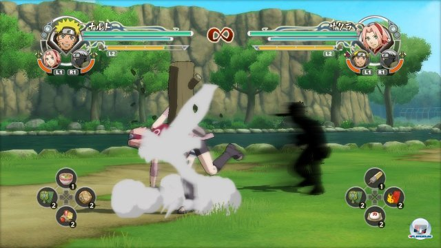 Screenshot - Naruto Shippuden: Ultimate Ninja Storm Generations (PlayStation3) 2295832