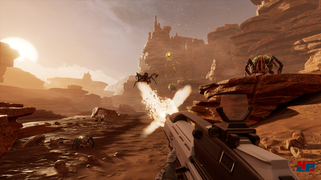 Screenshot - Farpoint (PlayStationVR)