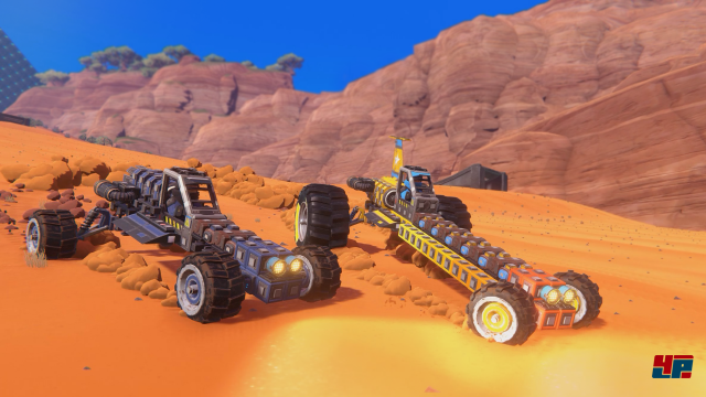 Screenshot - Trailmakers (PC)