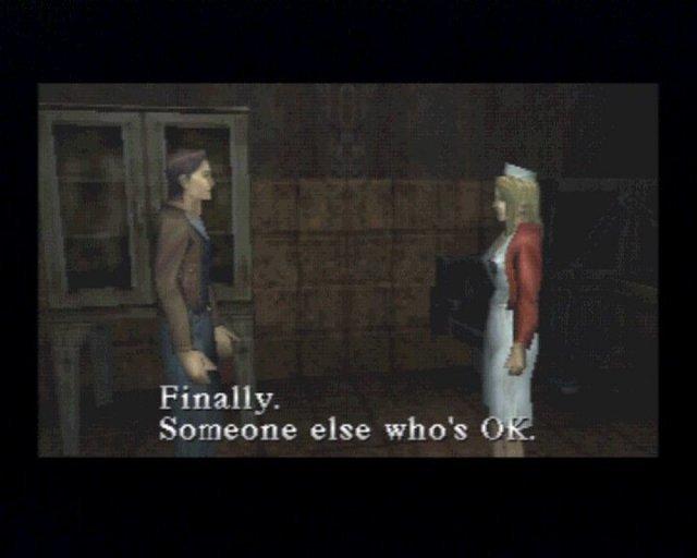 Screenshot - Silent Hill (PS) 92581666