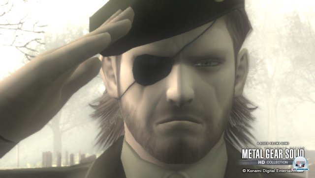Screenshot - Metal Gear Solid: HD Collection (PS_Vita) 2367872