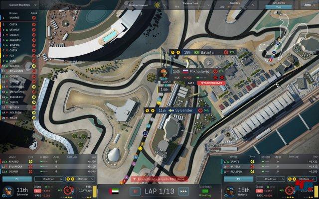 Screenshot - Motorsport Manager (PC)