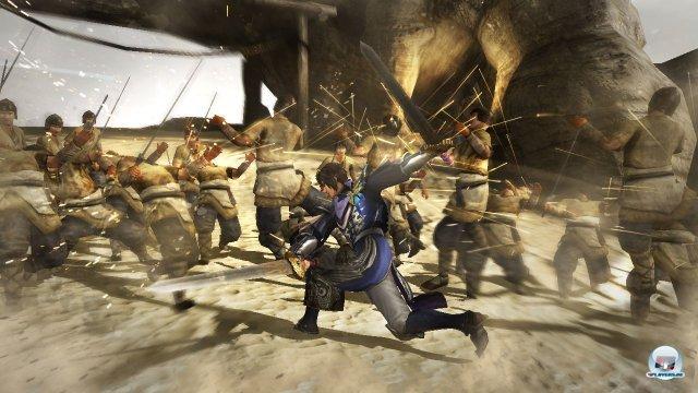 Screenshot - Dynasty Warriors 8 (PlayStation3) 92434152