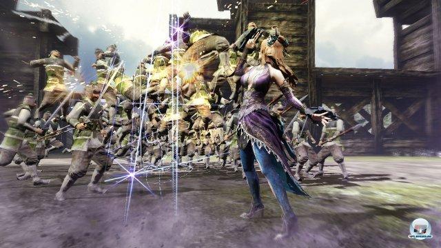 Screenshot - Dynasty Warriors 8 (PlayStation3) 92433597