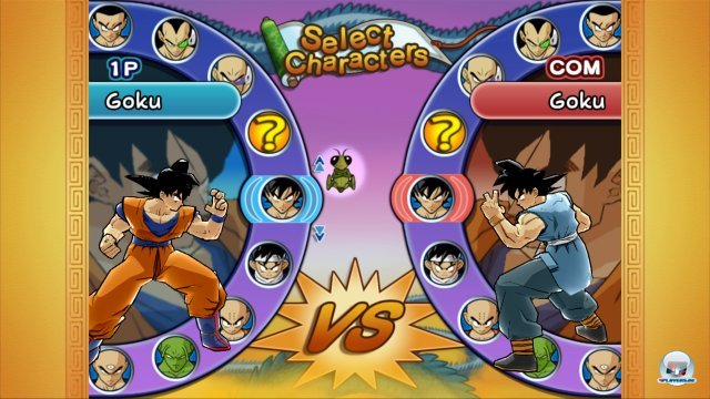 Screenshot - Dragon Ball Z Budokai HD Collection (PlayStation3) 2373742