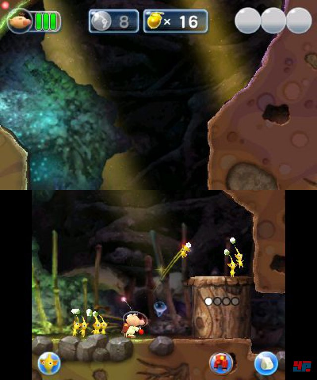 Screenshot - Hey! Pikmin (3DS) 92550140