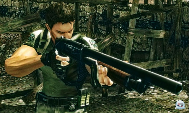 Screenshot - Resident Evil: The Mercenaries 3D (3DS) 2227418
