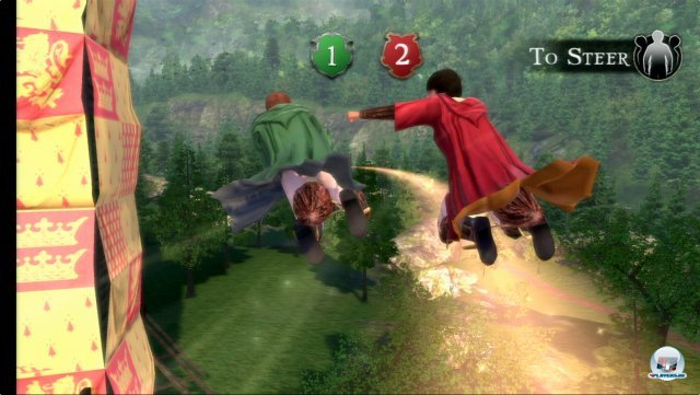 Screenshot - Harry Potter für Kinect (360) 92411377
