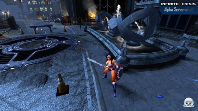Screenshot - Infinite Crisis (PC) 92457876