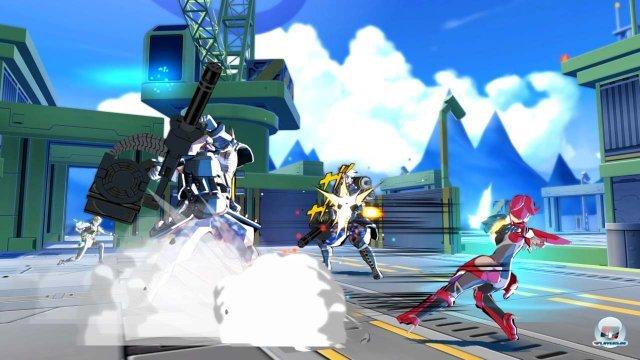 Screenshot - EX Troopers (PlayStation3) 2382652