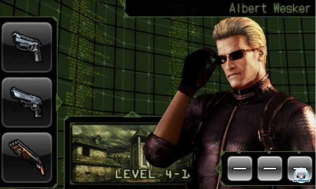 Screenshot - Resident Evil: The Mercenaries 3D (3DS) 2227528