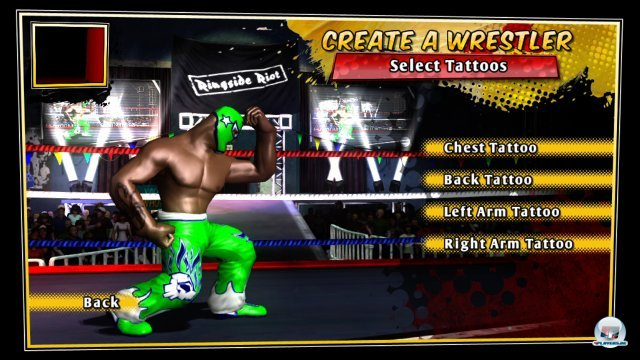 Screenshot - Hulk Hogan's Main Event (360)