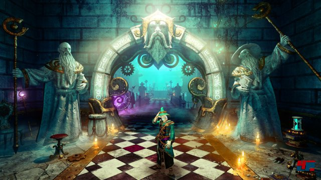 Screenshot - Trine 3: The Artifacts of Power (PC)
