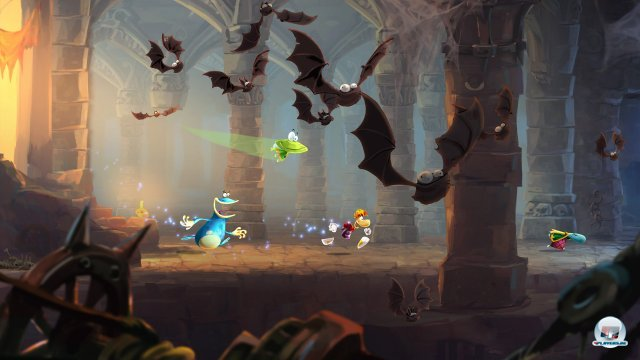 Screenshot - Rayman Legends (Wii_U) 2364107