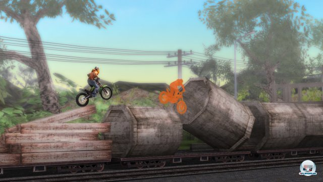 Screenshot - Urban Trial Freestyle (3DS) 92451707