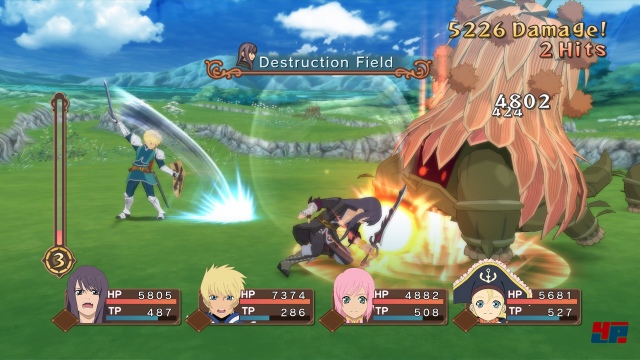 Screenshot - Tales of Vesperia (PC)