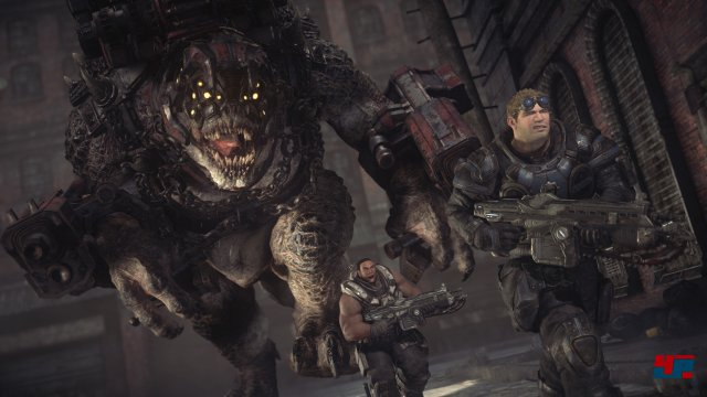 Screenshot - Gears of War (XboxOne)