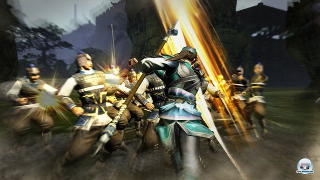 Screenshot - Dynasty Warriors 8 (PlayStation3) 92433762