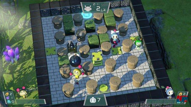 Screenshot - Super Bomberman R (One) 92568241