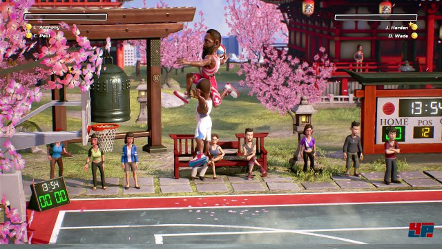 Screenshot - NBA Playgrounds (PS4)