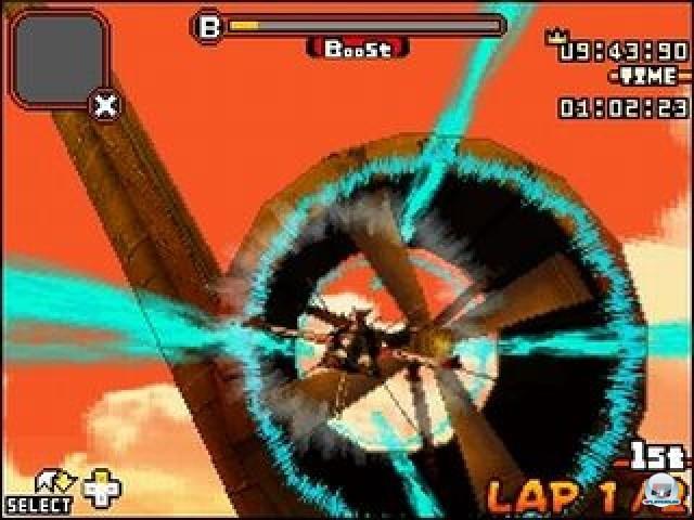 Screenshot - Solatorobo - Red the Hunter (NDS)